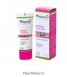 Masque fraicheur super hydratant - pot de 75 ml - KOSMEO MOSQUETA'S
