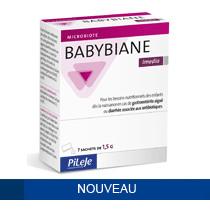 Babybiane imedia 1,5g - 7 sachets - LABORATOIRE PILEJE
