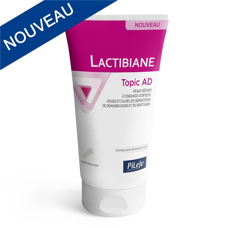 Lactibiane Topic AD - 125 ml - LABORATOIRE PILEJE