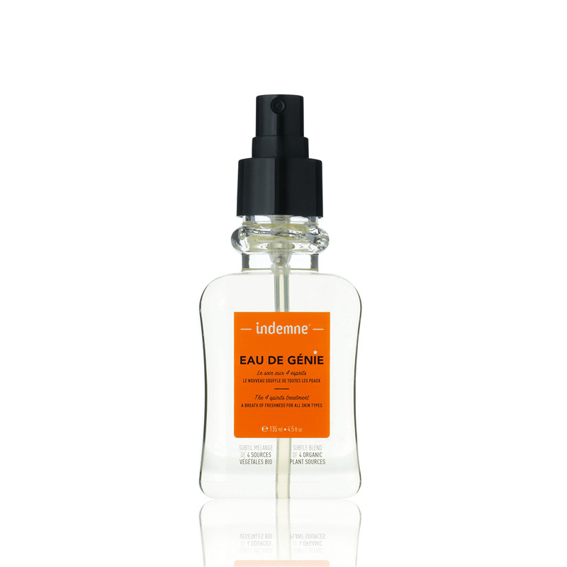 Eau de genie - 135 ml - INDEMNE