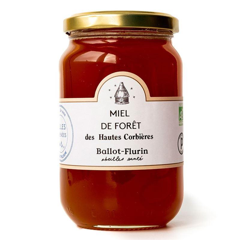 Miel de Forêt Bio - pot de 480 g - BALLOT-FLURIN