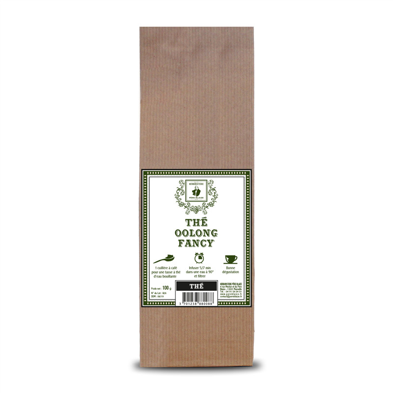 Oolong fancy de formose - 100 g,-  Père Blaize.