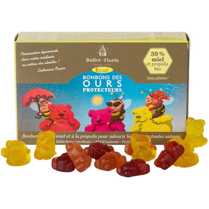Bonbons des Ours protecteurs - 100 g - BALLOT-FLURIN