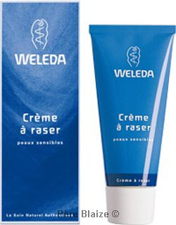 Crème à raser homme - 75 ml - WELEDA