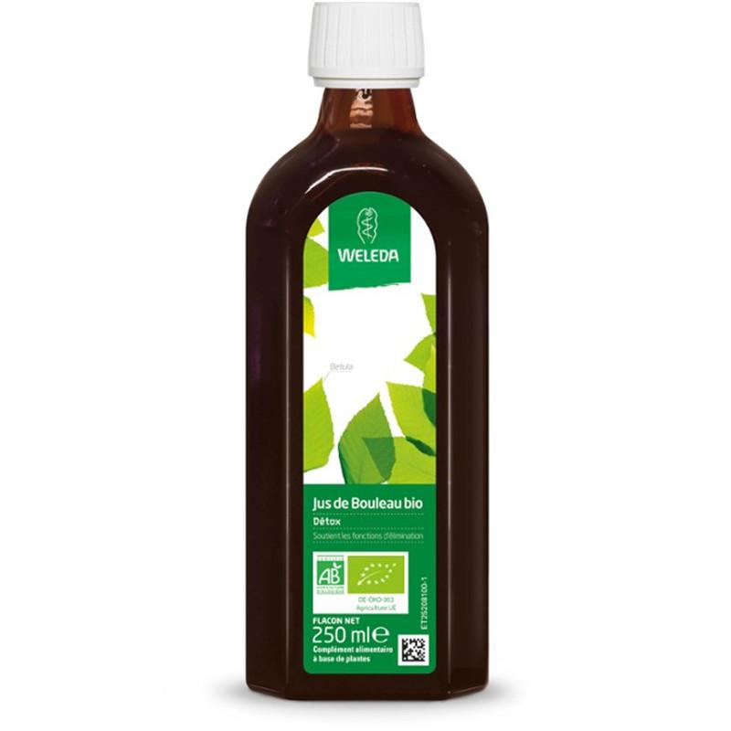 Jus de Bouleau Bio - 250 ml - Weleda