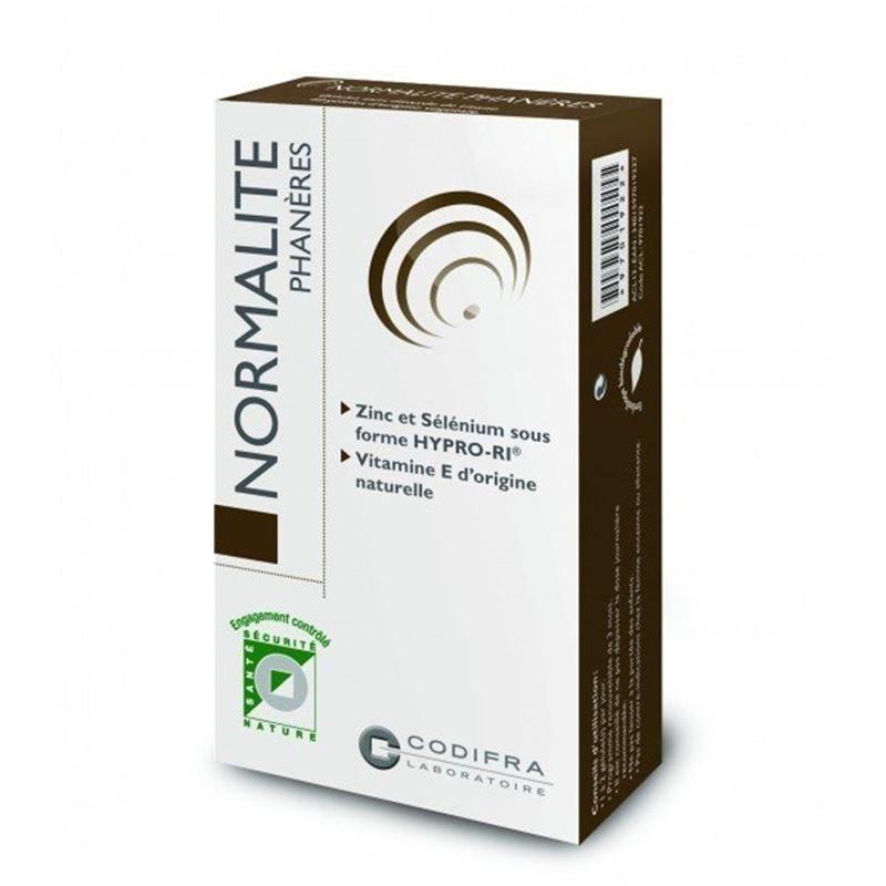 Normalite Phanères - 60 gel - CODIFRA