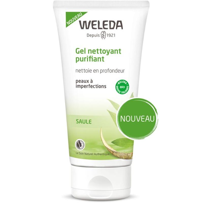 Gel nettoyant purifiant - 100 ml - WELEDA