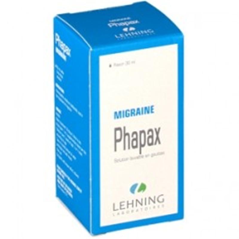 Phapax - 30 ml - LEHNING