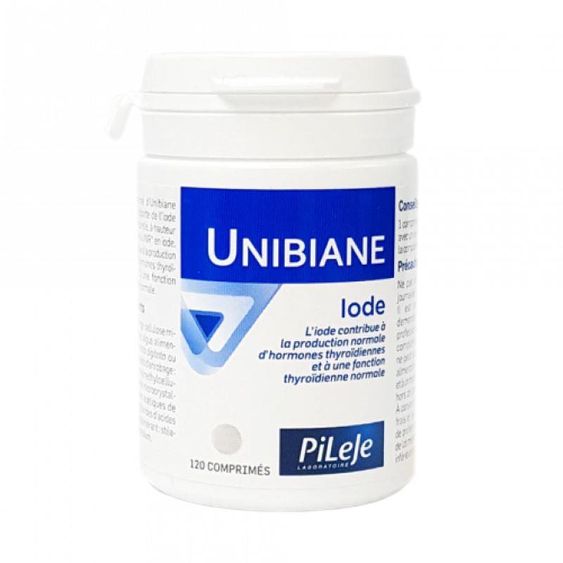 Unibiane iode - 120 comprimés - LABORATOIRE PILEJE