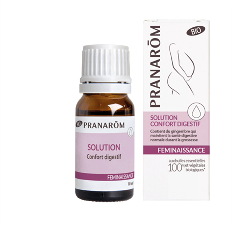 Feminaissance - avant l'accouchement - Confort digestif Bio - 10 ml - PRANAR?M
