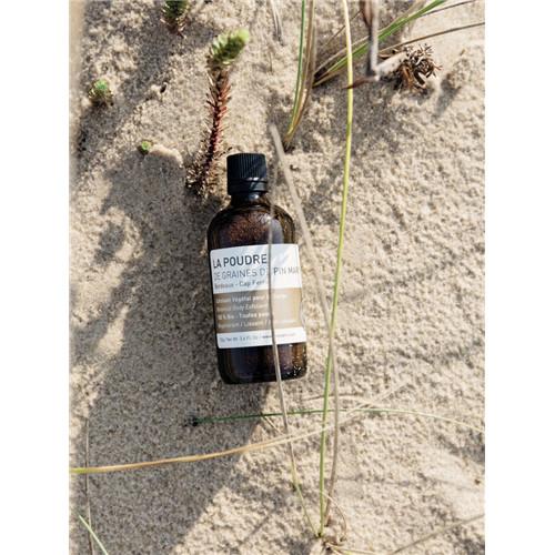 La poudre de graines de pin maritime - exfoliant végétal corps - 100 g - OCEOPIN