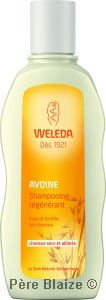 Shampooing régénérant à l'avoine - 190 ml - WELEDA