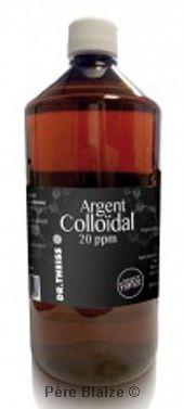 Argent colloïdal - 1 L - DR THEISS