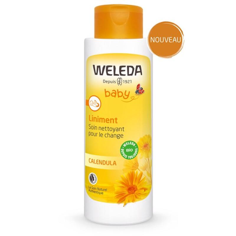 Liniment Bio au calendula - 400 ml - WELEDA