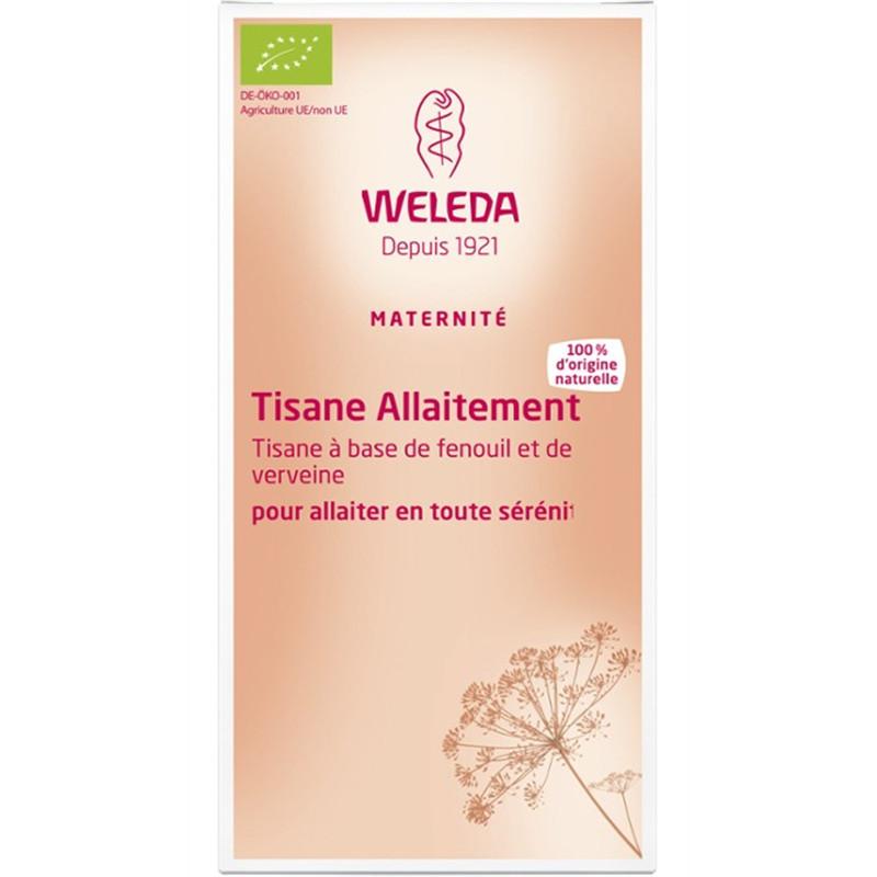 Tisane allaitement BIO fenouil - verveine - 20 sachets - WELEDA