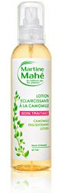Lotion eclaircissante à La camomille - 200 ml - MARTINE MAHE