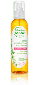 Lotion à la capucine anti-pellicule - 200 ml - MARTINE MAHE