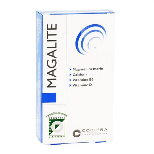 Magalite - 40 capsules - CODIFRA