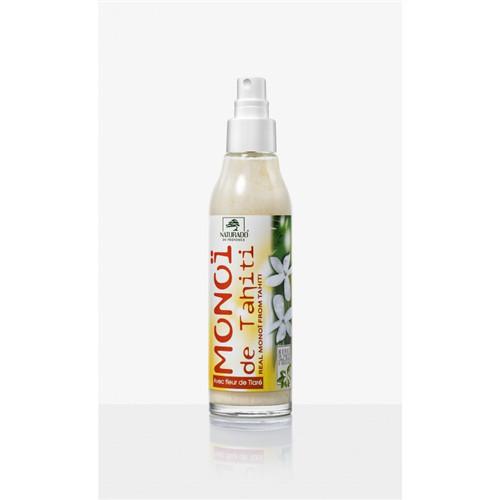 Monoï véritable de tahiti pur AOP - 150 ml - NATURADO EN PROVENCE