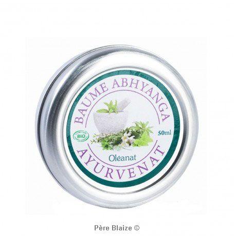 Baume ayurvedique aux 18 plantes actives - 50 ml - OLEANAT