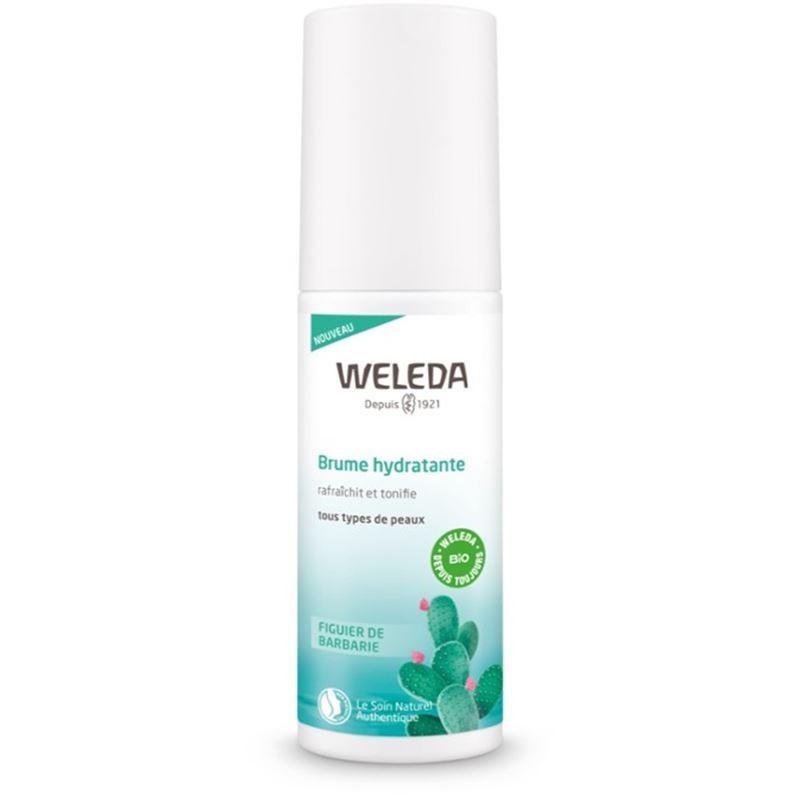 Brume hydratante figuier de barbarie - spray 100 ml - WELEDA