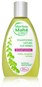 Shampooing naturel aux HErbes - 200 ml - MARTINE MAHE