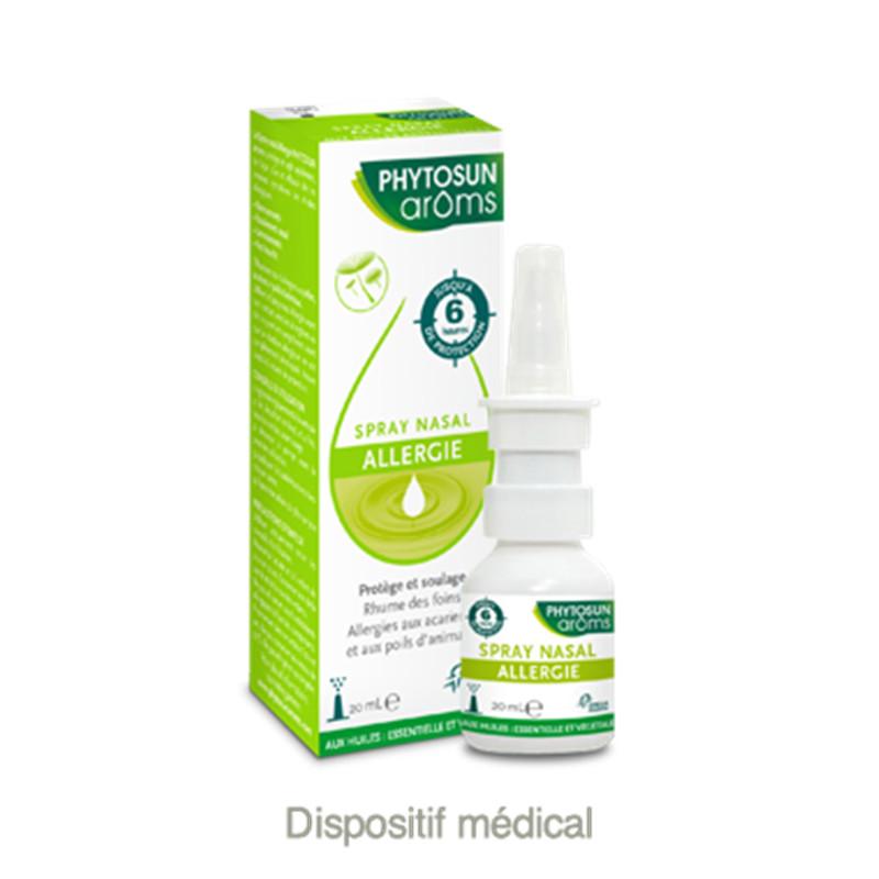 Spray nasal allergie - 20 ml - PHYTOSUN AROMS