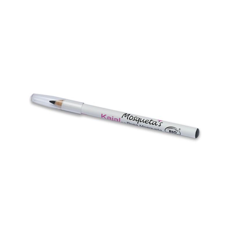 Crayon yeux khajal (noir) - KOSMEO MOSQUETA'S