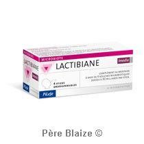 Lactibiane imedia - 4 sticks - LABORATOIRE PILEJE