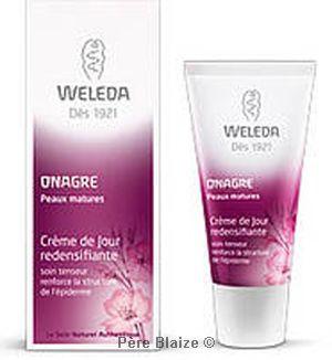 Crème de jour redensifiante onagre - 30 ml - WELEDA