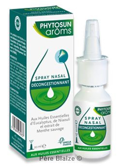Spray nasal - 20 ml - PHYTOSUN AROMS