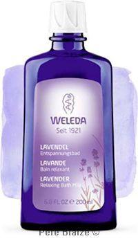 Bain relaxant à La Lavande - 200 ml - WELEDA