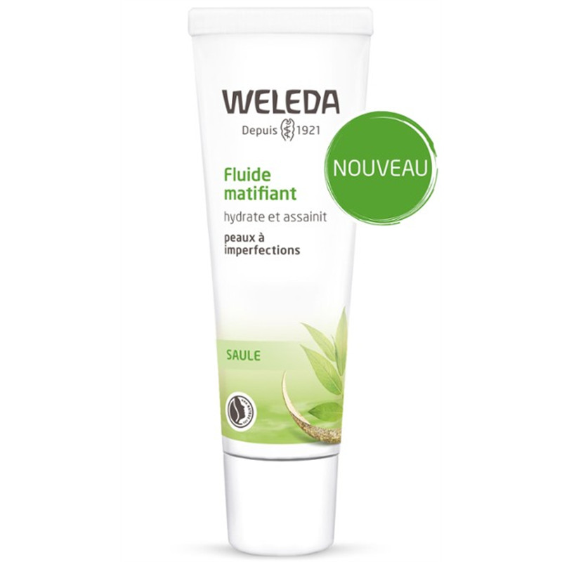 Fluide matifiant - 30 ml - WELEDA