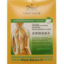 Patch - 3 patchs - TIGERBALM