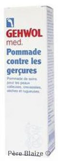 Pommade contre Les gerçures - 75ml - GEHWOL