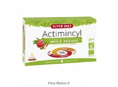 Actimincyl BIO - 20 ampoule x 15 ml - LABORATOIRES SUPERDIET