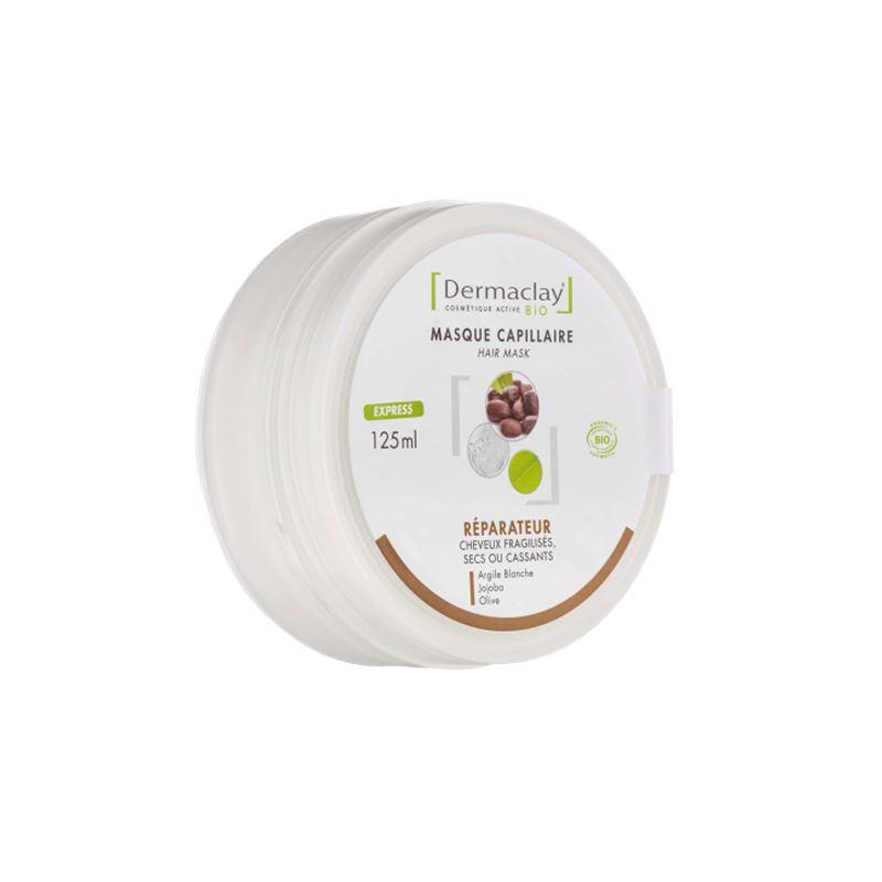 Masque capillaire réparateur - 125 ml - DERMACLAY