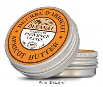 Pur beurre abricot - 30 ml - OLEANAT