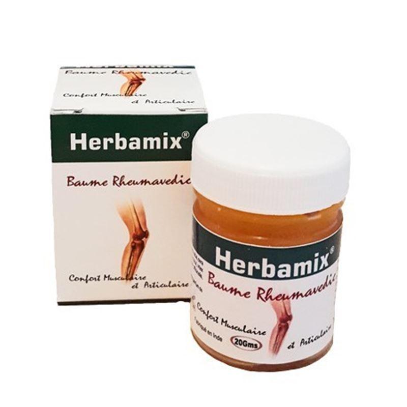 Baume Rheumavedic - 20 g - HERBAMIX