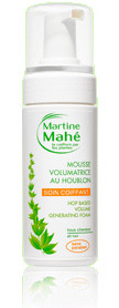 Mousse volumatrice au houblon - 125 ml - MARTINE MAHE
