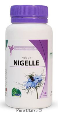 Nigélle (huile) - 100 caps - 100capsules - MGD