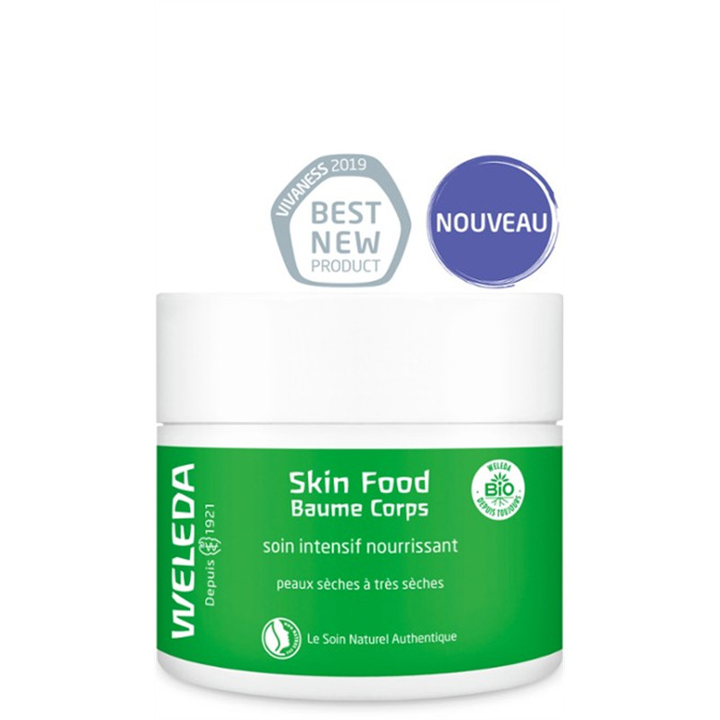 Skin food - baume corps - 150 ml - WELEDA