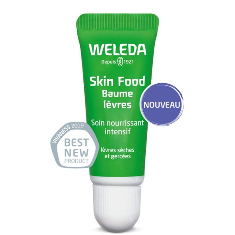 Skin food - baume lèvres - 8 ml - WELEDA