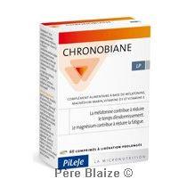 Chronobiane Lp 1 mg - 60 comprimés - LABORATOIRE PILEJE