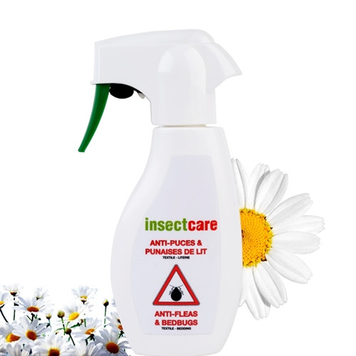 Insectcare spray anti puces & punaises - 200 ml - MOUSTICARE