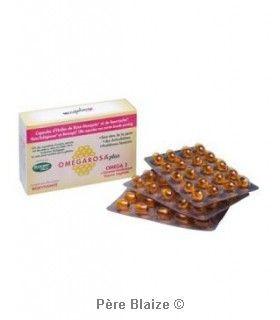 Capsules huile rose musquée + bourrache BIO - Omégarosa + - 60 capsules - KOSMEO MOSQUETA'S