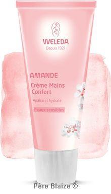 Crème amande mains - 50 ml - WELEDA