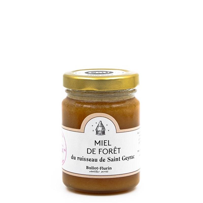 Miel de Forêt - pot de 125 g - BALLOT-FLURIN