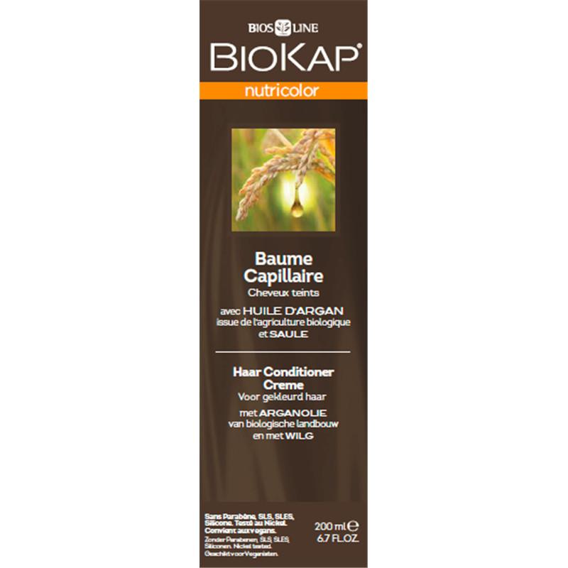 Baume capillaire - 200 ml - BIOKAP