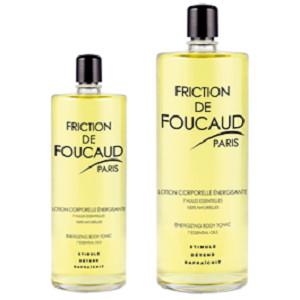 Friction de Foucaud - flacon verre - 250 ml - FOUCAUD